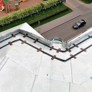 Prevenire la formazione del ghiaccio su tetti e grondaie