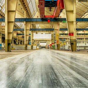 Soluzioni efficaci per il riscaldamento nei capannoni industriali