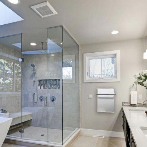 Termoarredo bagno con stile, eleganza ed efficienza