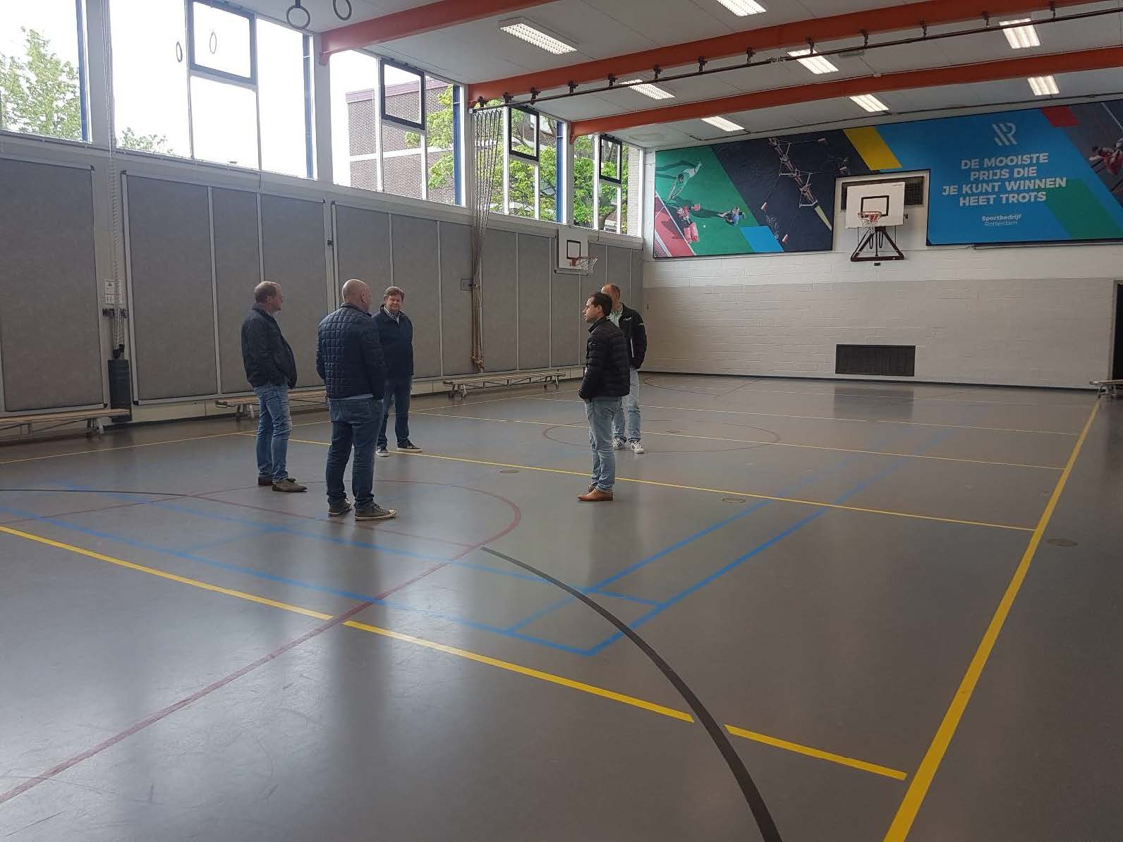 Sports Hall Indoor8