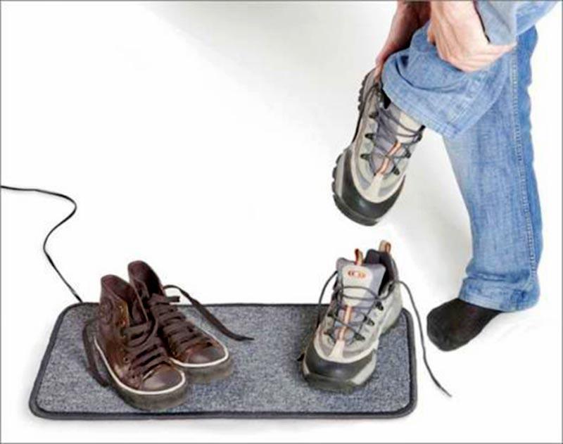 Tappetino-scalda-scarpe